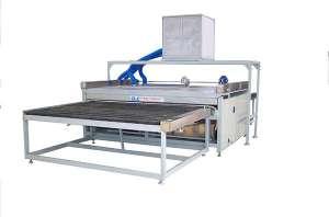 丝网印刷玻璃清洗机