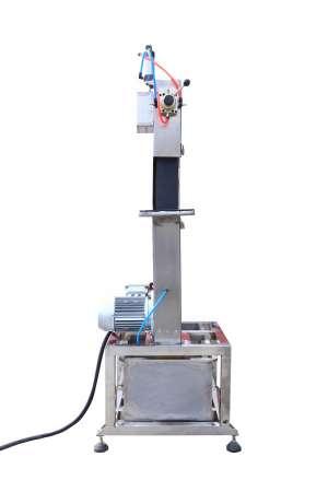 EM80淋水式单带砂带倒角机